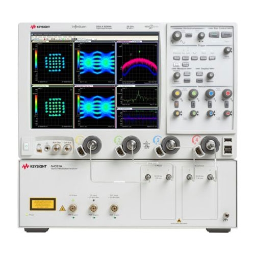 N4391A Optical Modulation Analyzer
